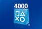 PlayStation.Store 4000 руб. - пополнение бумажника