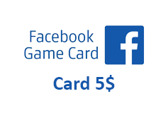 Facebook Game Card 5$
