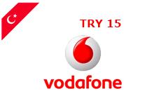 Vodafone TRY 15 - Турция